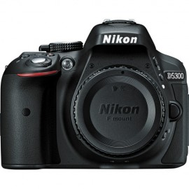Nikon  D5300 Body schwarz  inkl. gratis Video Tutorial