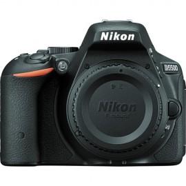 Nikon D5500 Body schwarz