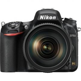 Nikon D750  AF-S 24–85 mm VR Kit