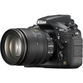 Nikon D810 + AF-S 24–120 mm 1:4 VR Kit
