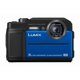 Panasonic LUMIX DC-FT7 blau