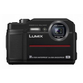 Panasonic LUMIX DC-FT7 schwarz