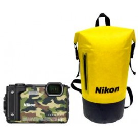 NIKON COOLPIX W 300 HOLIDAY CAMOUFL.