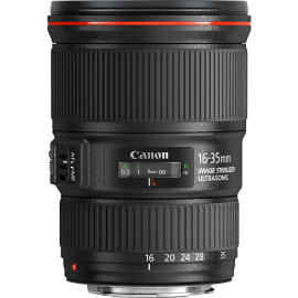 Canon EF 16-35mm 1:4L IS USM Objektiv