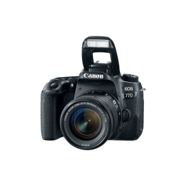 CANON EOS 77 D + EFS 18-55 IS STM