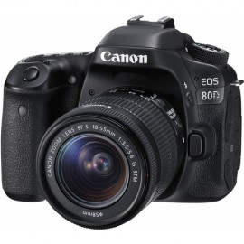 Canon EOS 80D Kit + 18-55mm IS STM