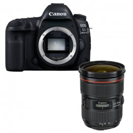Canon EOS 5D Mark IV + Canon EF 24-70mm 2.8 L II USM inkl. 200€ Eintauschprämie & 500 € Sofort-Rabatt