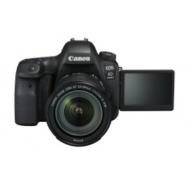 Canon EOS 6D II  Kit + 24-105mm 1:3,5-5,6 IS STM + CANON BG E 21 AKKUGRIFF