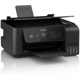 EPSON EcoTank ET-2721, 3-in-1 Multifunktionsdrucker, Schwarz
