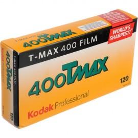 Kodak T-Max 400 120 5 Stück