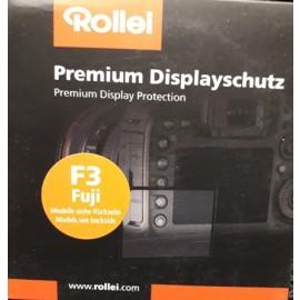 Rollei Display Schutzfolie für Fujifilm X-Pro2