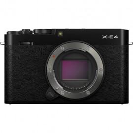 Fujifilm X-E4 Gehäuse schwarz