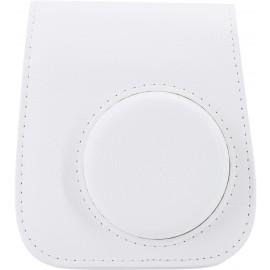 FUJI INSTAX MINI 11 Tasche ice-white , aus strapazierfähigem Kunstleder