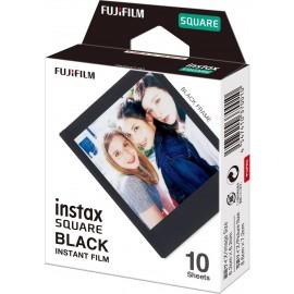 FUJI INSTAX SQUARE FILM 10 BILDER  Black Frame