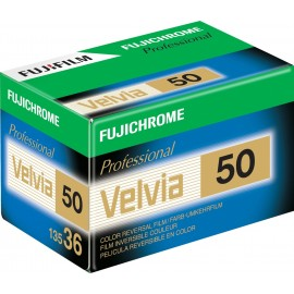 Fujifilm Velvia 50 (RVP50) 135/36