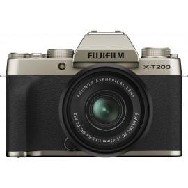 Fujifilm X-T200 + XC 15-45mm Silber