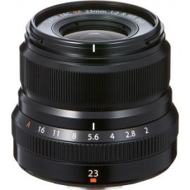 Fujifilm XF 23mm 1:2 R WR SCHWARZ