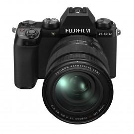 Fujifilm X-S10 Gehäuse SCHWARZ + XF16-80mm Kit