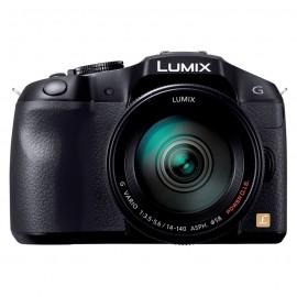 Panasonic LUMIX DMC-G6H Kit + 14-140mm  OIS Schwarz inkl. SanDisk Extreme SDHC 32GB