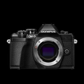 Olympus OM-D E-M10 Mark III Body schwarz