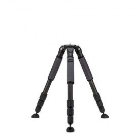 INDURO GIT404L Grand Series Stealth Carbon Fiber Tripod - 4 Sections