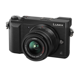 Panasonic LUMIX DMC-GX80K Kit + 14-42mm OIS Schwarz inkl. SanDisk Extreme Plus SDHC 32GB