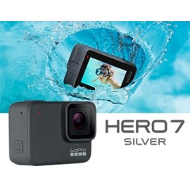 GoPro HERO7 silber
