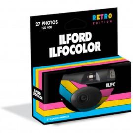 Ilford Ilfocolor Rapid retro 27 ex/ISO 400