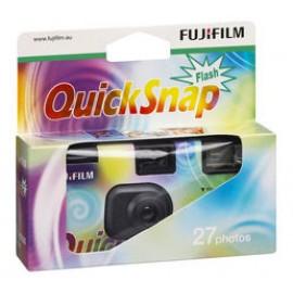 Fuji - QuickSnap Flash 400 ASA 24+3 Aufnahmen
