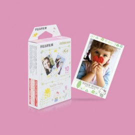 FUJI INSTAX Hello Kitty  10 bilder