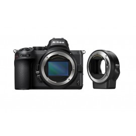Nikon Z5 Body inkl.FTZ