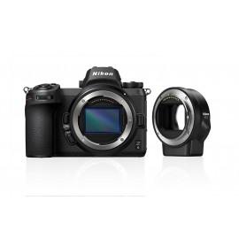 Nikon Z6 Body + FTZ Objektivadapter  inkl. 2.Original Nikon EN-EL15B AKKU  inkl. Winter Sofort Rabatt
