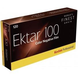 Kodak Prof. Ektar 100 120  5 Stück