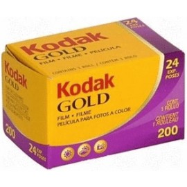 Kodak Gold 200 GB 135-24
