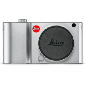 Leica  TL 2 Silber+Vario-Elmar-TL18-56ASPH