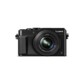 Panasonic  Lumix DMC-LX100 schwarz inkl.SanDisk Ultra 533x 32 GB SD UHS-I Karte