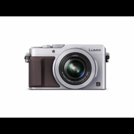 Panasonic LUMIX DMC-LX100 silber inkl.SanDisk Ultra 533x 32 GB SD UHS-I Karte
