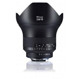 ZEISS - Milvus 2.8/15 ZF.2 Nikon