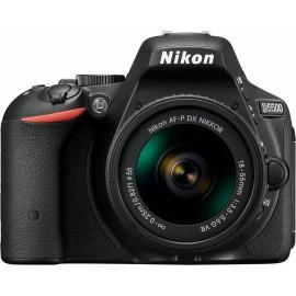 Nikon D5500 + AF-P NIKKOR 18-55 / 3.5-5.6 VR