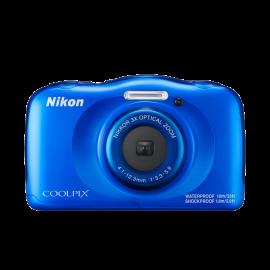 Nikon Coolpix w 100 blau
