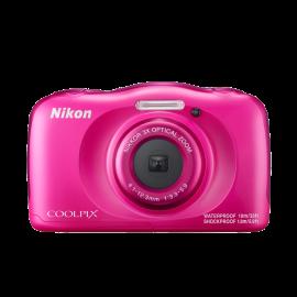 Nikon Coolpix w 100 pink