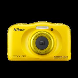 Nikon Coolpix w 100 gelb