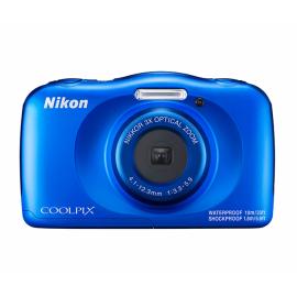 Nikon Coolpix w 150 Blau Rucksack Kit