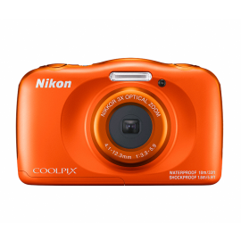Nikon Coolpix w 150 Orange Rucksack Kit