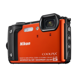 NIKON COOLPIX W 300 HOLIDAY Orange