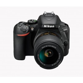 NIKON D 5600 +AF P 18-55 VR SCHWARZ  inkl. gratis Video Tutorial