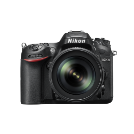 Nikon D7200 Kit + AF-S 3,5-5,6/18-140 G ED VR inkl. gratis Video Tutorial
