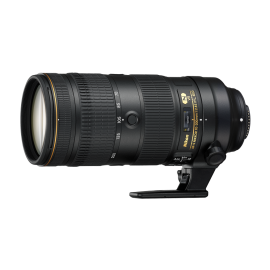 Nikon 70-200mm 1:2,8 AF-S Nikkor E FL ED VR