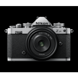 Nikon Z fc KIT Z DX 28 mm 1:2.8 Spec. Edition    -100€ Einführungsrabatt