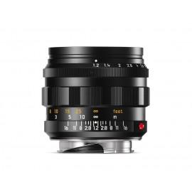 Leica Noctilux-M 1:1,2/50mm ASPH., schwarz eloxiert